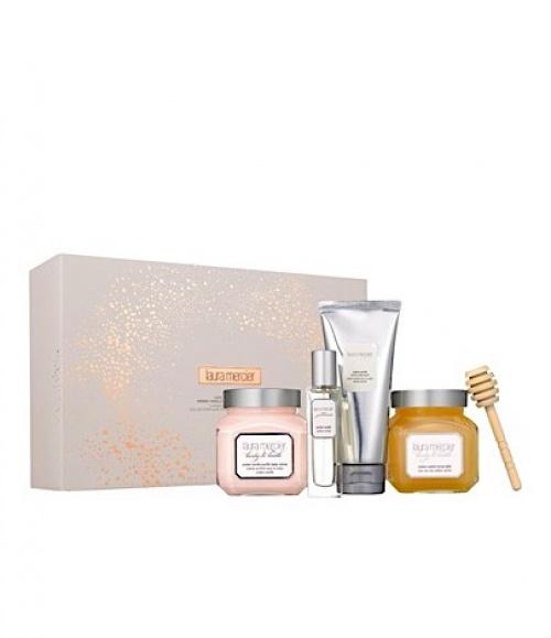 Laura Mercier - Coffret body collection miel
