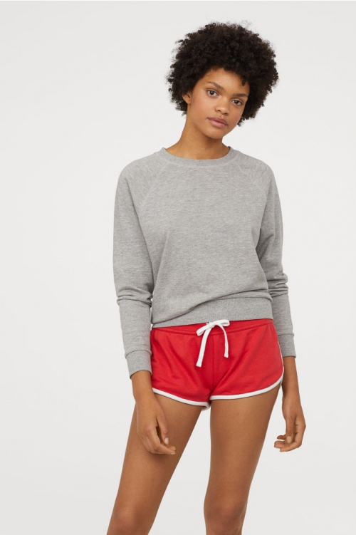H&M - Short en molleton
