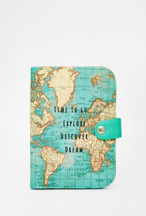 Sass & Belle - Protège passeport