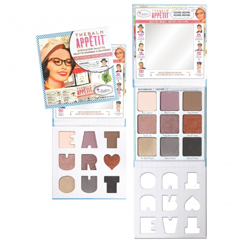TheBalm - Appetit Eyeshadow Palette