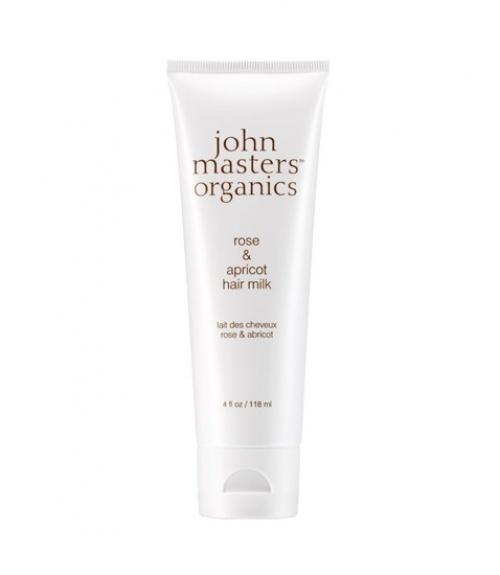 John Masters Organics - Lait pour cheveux Rose & Abricot