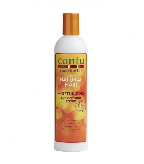 Cantu - Crème activateur de boucles au beurre de karité