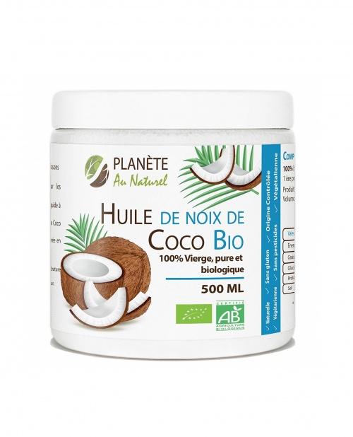 Planète au Naturel - Huile de coco