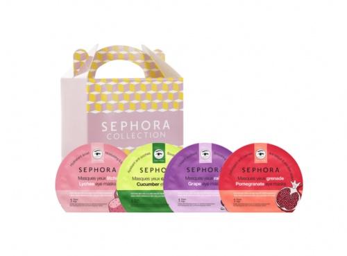 Sephora Collection - Coffret Masques Bio-Cellulose pour les Yeux