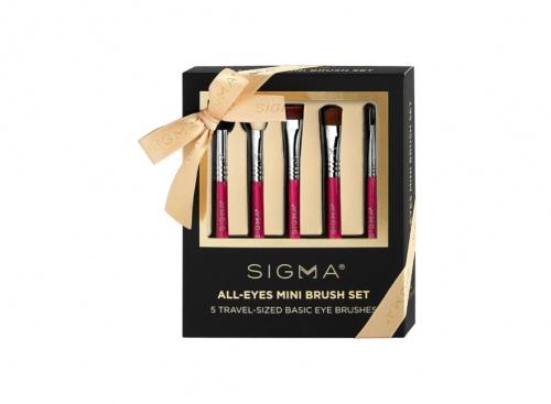 Sigma Beauty - All-Eyes Mini Brush Set