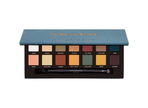 Anastasia Beverly Hills - Subculture Eyeshadow Palette