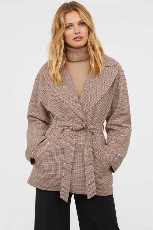 H&M - Trench coat court