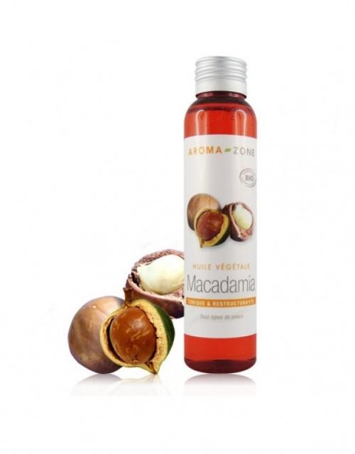 Aroma Zone - Huile de macadamia
