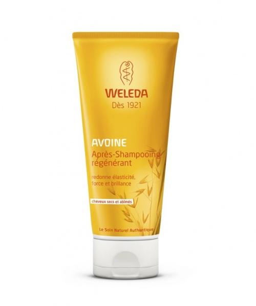 Weleda - Après-shampoing régénérant à l'avoine