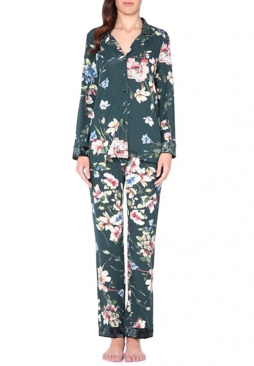 Intimissimi - Pyjama long imprimé à fleurs