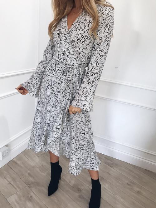 Pretty Lavish - Robe portefeuille