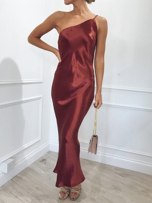 Pretty Lavish - Robe asymétrique