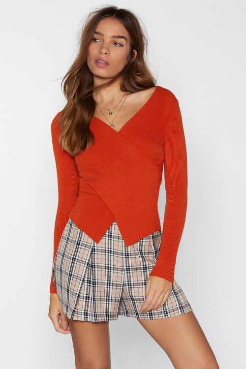 Nasty Gal - Pull cache-coeur