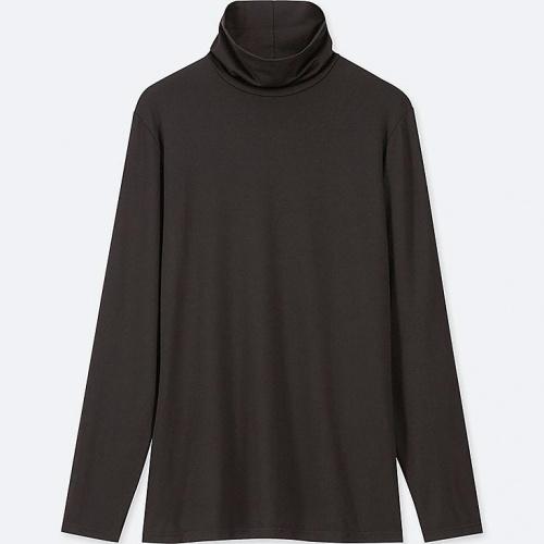 Uniqlo - T-shirt col roulé