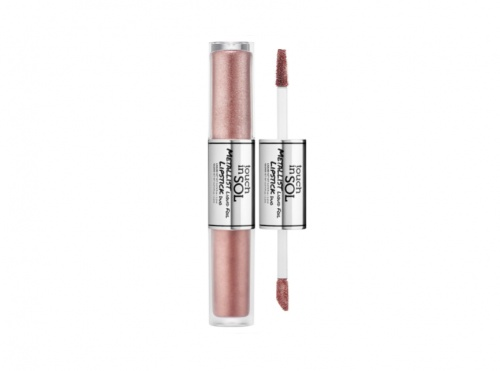 Touch In Sol - Metallist Liquid Foil Lipstick Duo