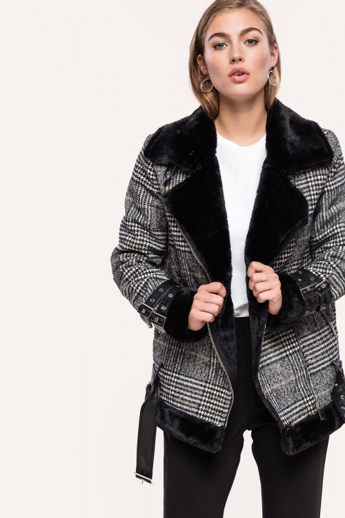 Loavies - Manteau de motard