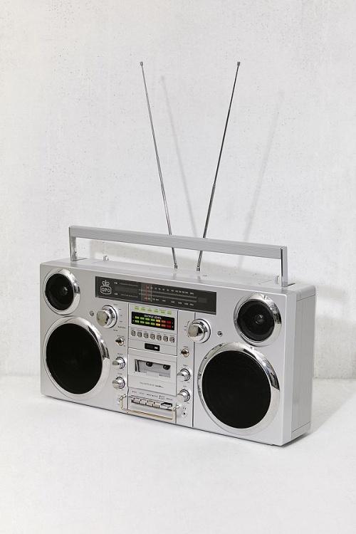 GPO - Radio cassette