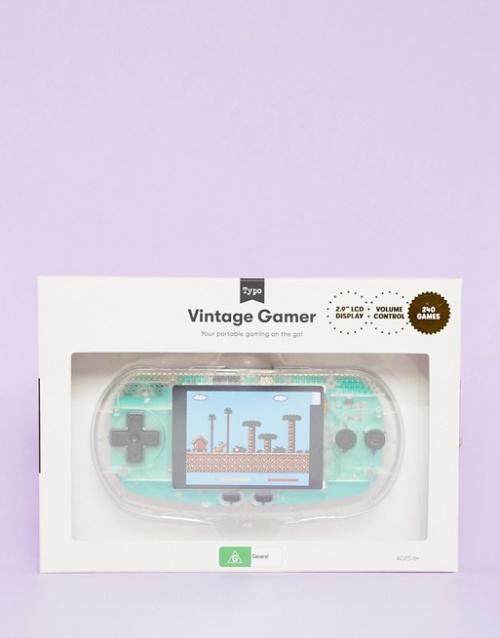 Typo - Console de jeux