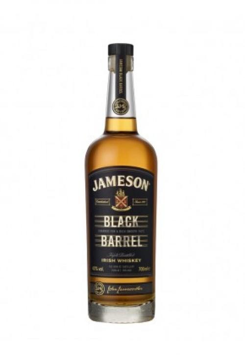Jameson - Whisky black barrel