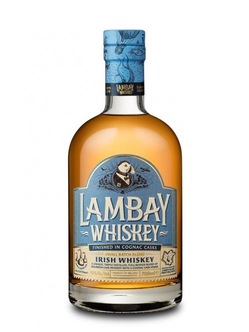 Lambay - Whisky ambré