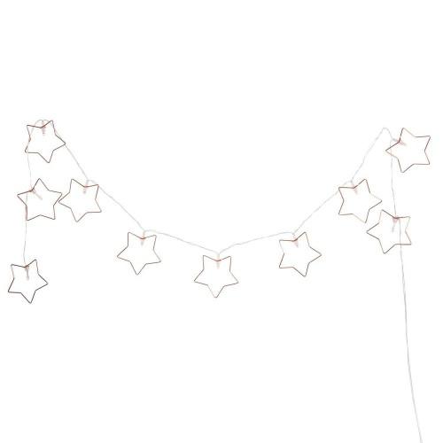 Maisons du Monde - Guirlande lumineuse étoiles