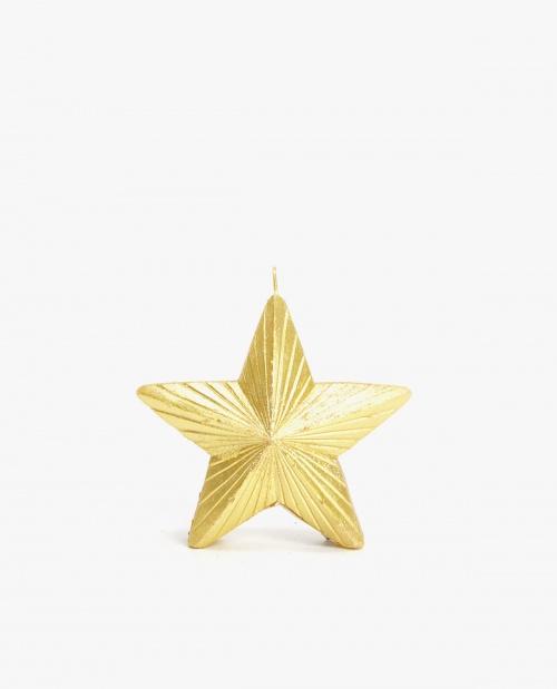 Zara Home - Bougie en forme d'étoile