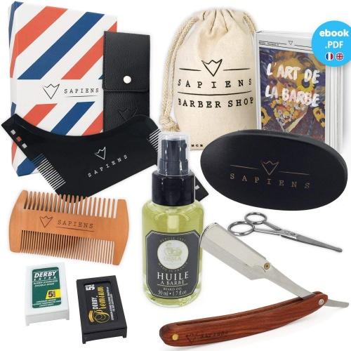 Sapiens - Kit de barbier