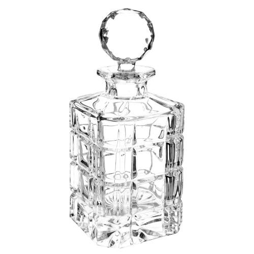Times Square - Carafe à whisky en cristal