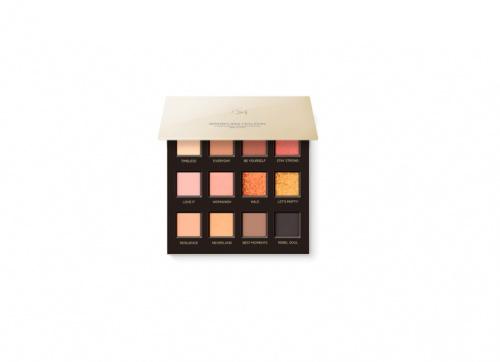 Kiko - Sparkling Holiday Fabulous Eyeshadow Palette
