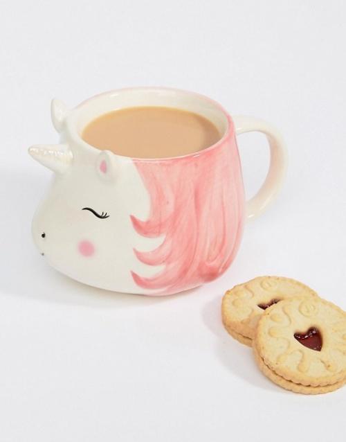 Sass & Belle - Mug licorne