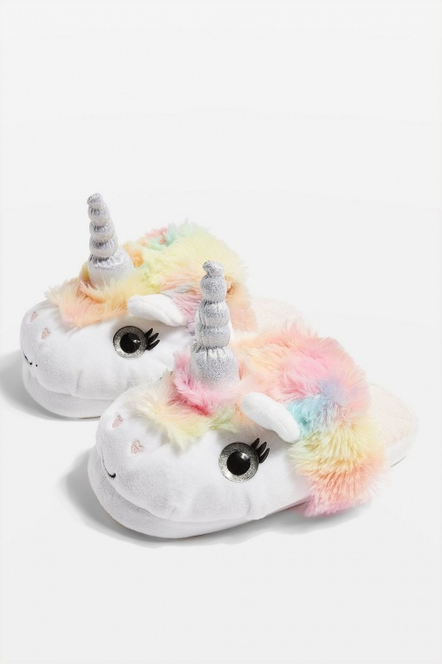 Topshop - Chauson licornes