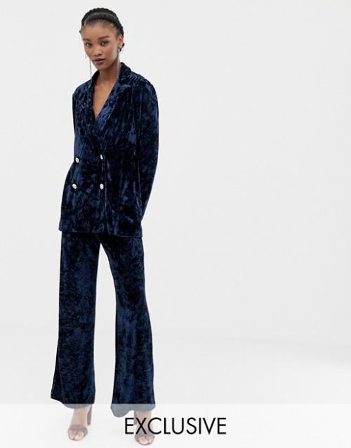 Reclaimed Vintage - Pantalon en velours