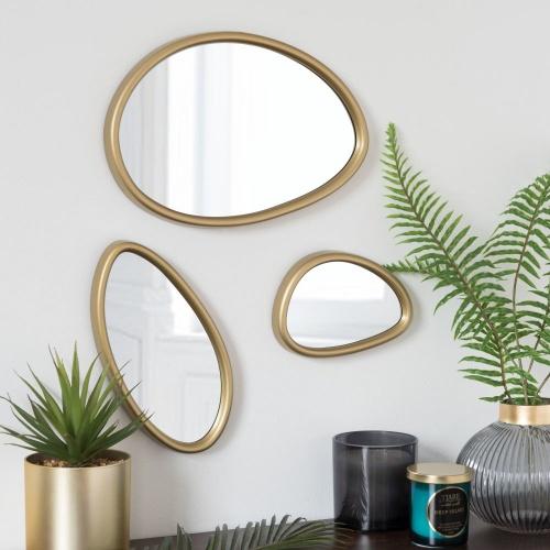 Maisons du Monde - Ensemble de miroirs