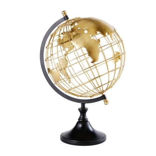 Maison du Monde - Mappemonde dorée