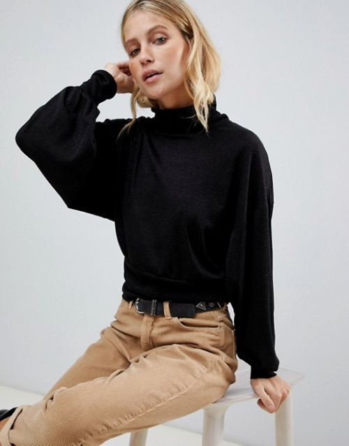 Free People - Pull à col roulé