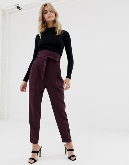ASOS DESIGN - Pantalon fuselé