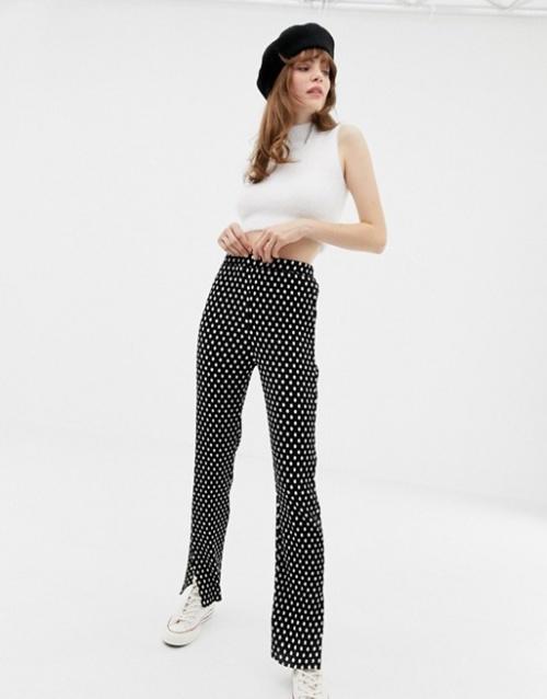 Glamorous - Pantalon à pois
