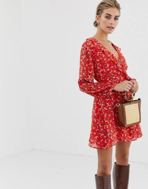 Glamorous - Robe imprimée