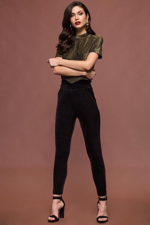 Loavies - Pantalon en velours