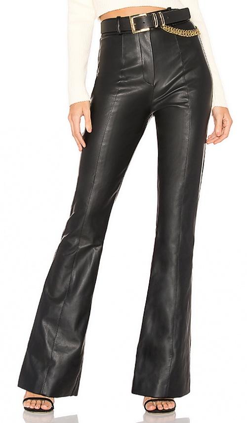 Majorelle - Pantalon en cuir