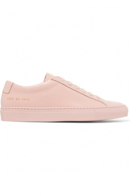 Common Projects - Baskets en cuir Original Achilles