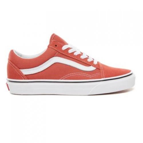 Vans - Chaussures old skool rouge
