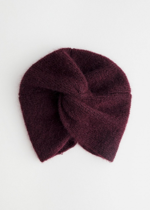 & Other Story - Turban en laine