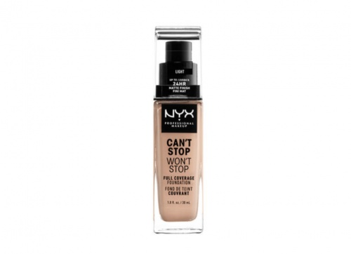 NYX Professionnal - Can't Stop Won't Stop