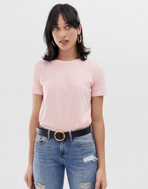 Stradivarius - T-shirt basique en jersey