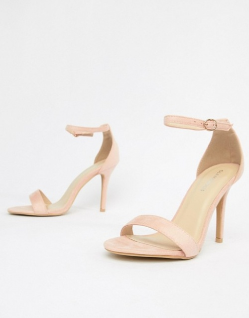 Glamorous - Sandales minimalistes à talons