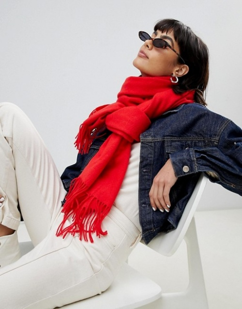Weekday - Écharpe en laine