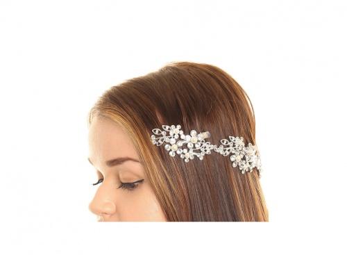 Claire's - Accessoire pour Cheveux à Fleurs en Strass