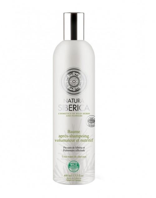 Nature Siberica - Après-shampoing volume