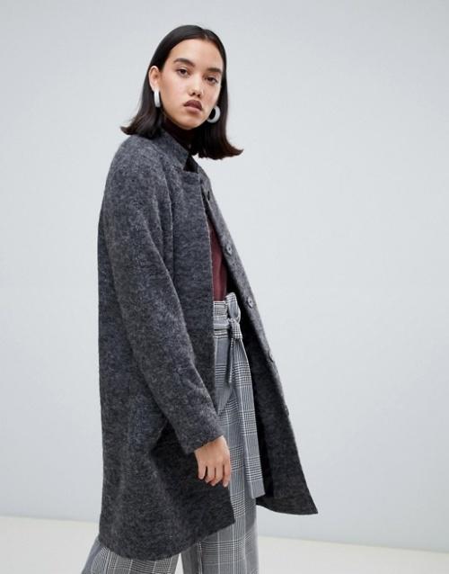 Selected Femme - Manteau mi-long en laine